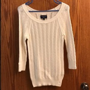 American Eagle Wide Crew Neck Sweater